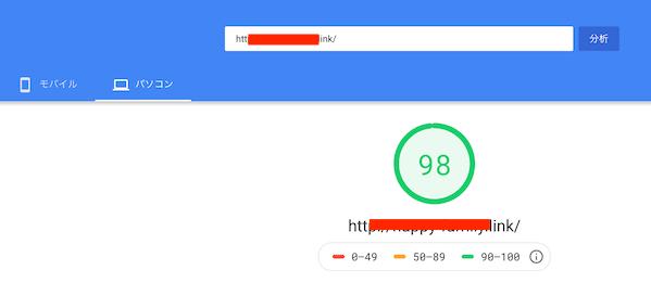 サイト改善結果