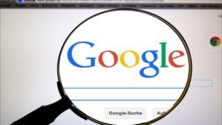 SEOを司るGoogleの検索ウインドウ