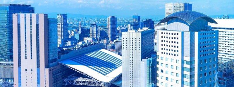 大阪・梅田エリアのコワーキングスペース