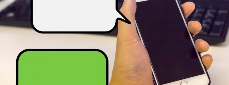 公式LINEアカウントを使って集客をしているイメージ画像