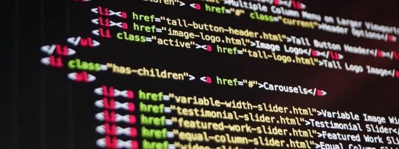 アンカータグのHTMLコード