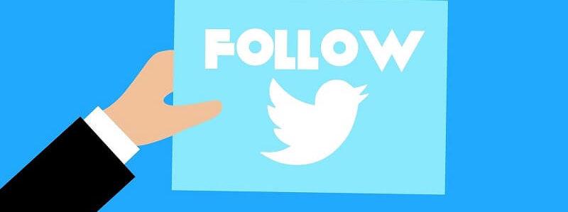 Twitter広告のアカウントに関する説明画像