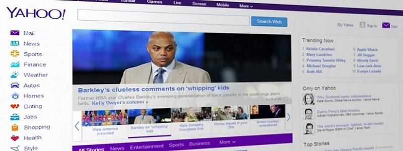 Yahoo!のリスティング広告の種類に関する画像