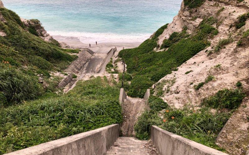 WEBMARKSの夏休み「新島」