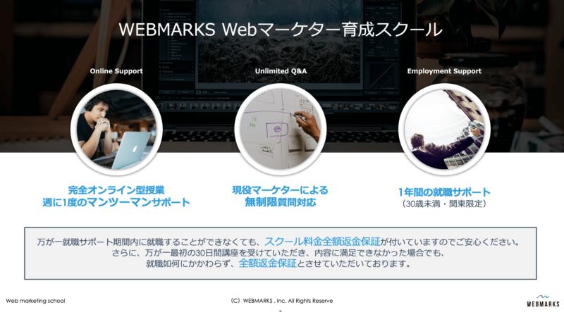 WEBマーケター育成プログラム
