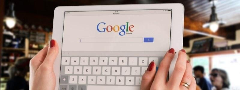 googleショッピング検索画面