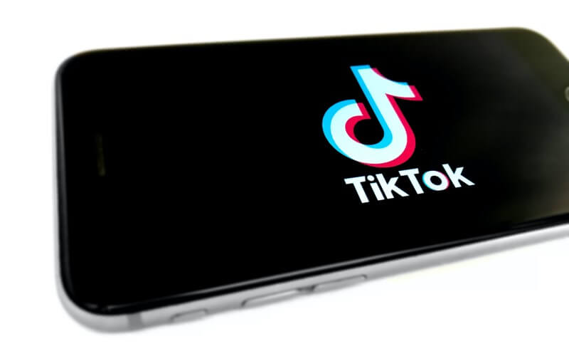 TikTokロゴ