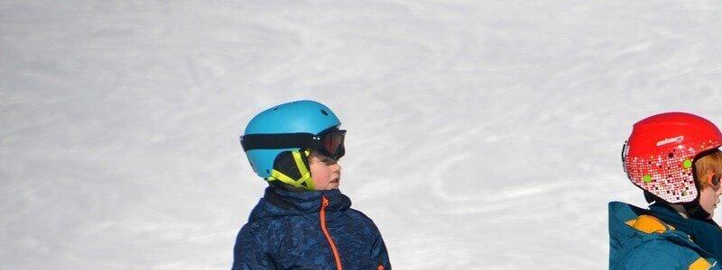スキー初心者